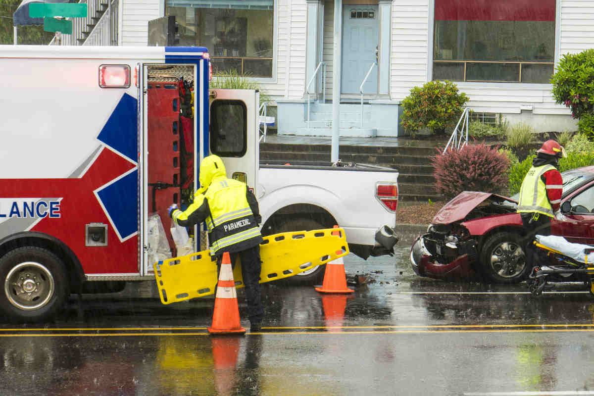 Laminectomy St. Louis car accident lawyer