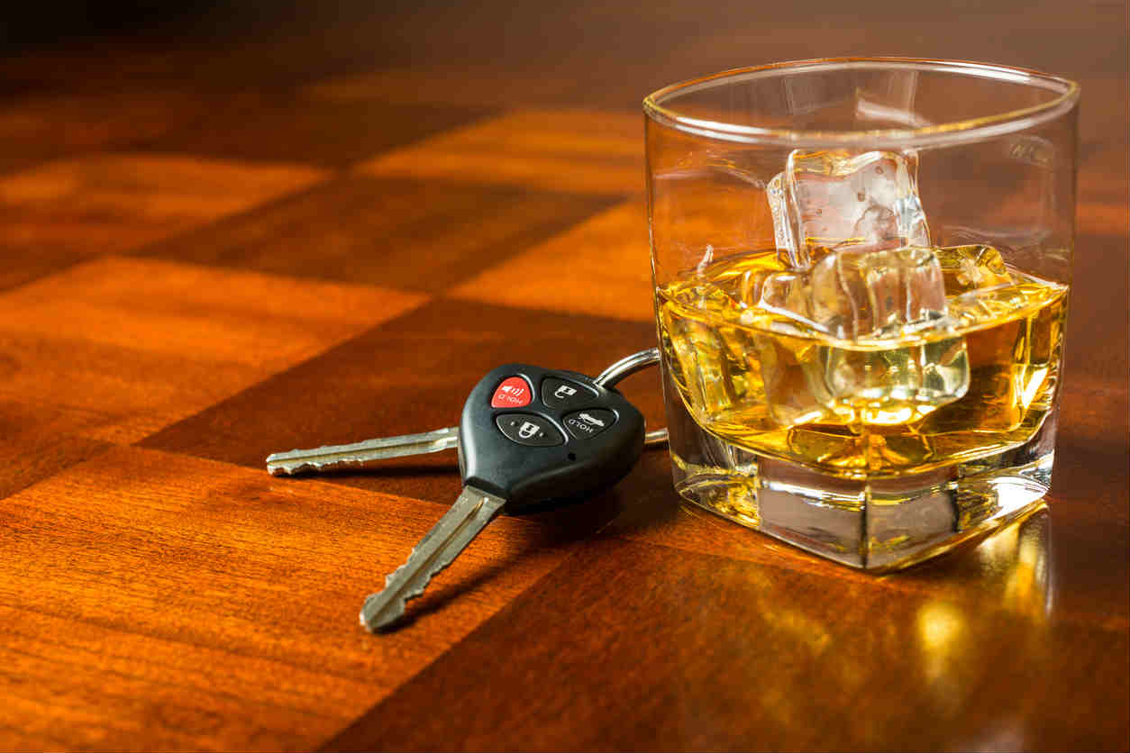 ST. Louis DUI car accident lawyer