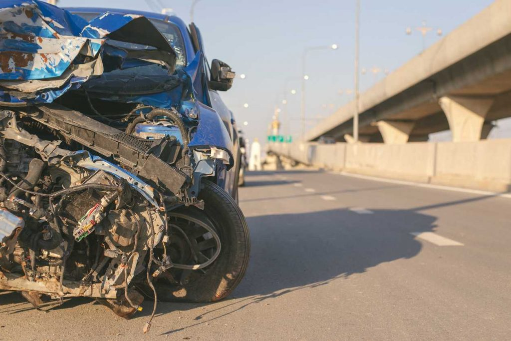 missouri automobile involved in an accident