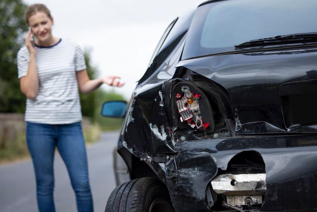 rideshare accident