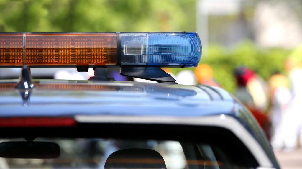 missouri police car accident