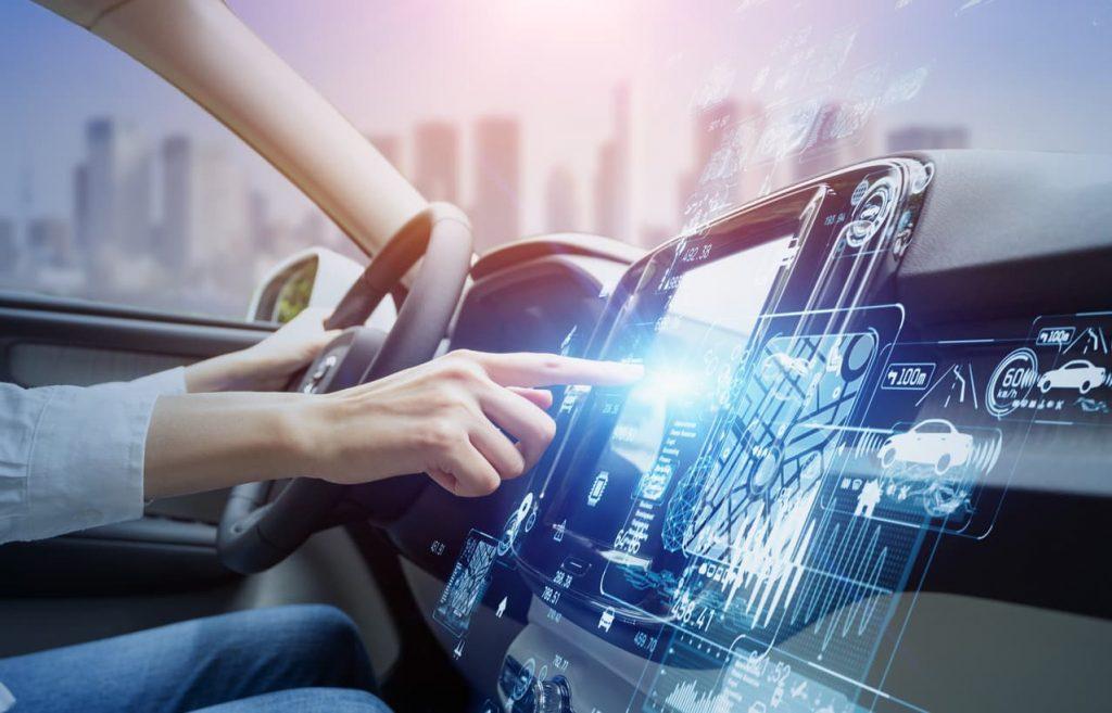 high tech car safety features