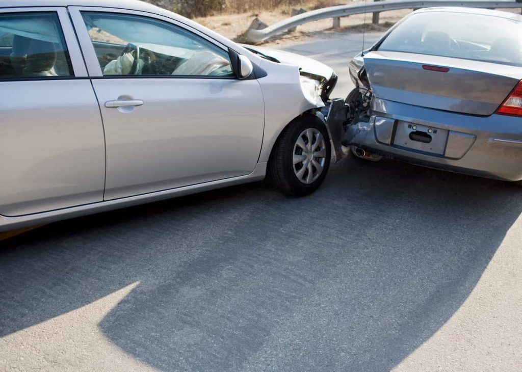 st. louis staged car accident